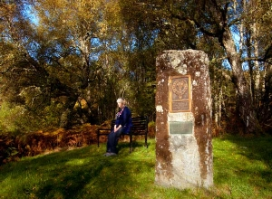 IMPACTED Chisholm Memorial Cannich